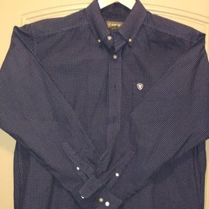 Ariat Men's Dress Shirt